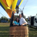 experience  the balloon flight