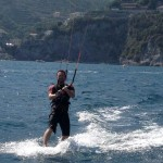 amalfi coast kitesurf