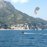 kitesurf in Cetara