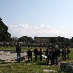 Guided tour in Paestum