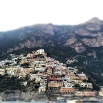 fishing village on the Amalfi Coast
