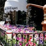 gardens of Capri Island