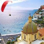 Paragliding on the Amalfi Coast and Cilento Coast