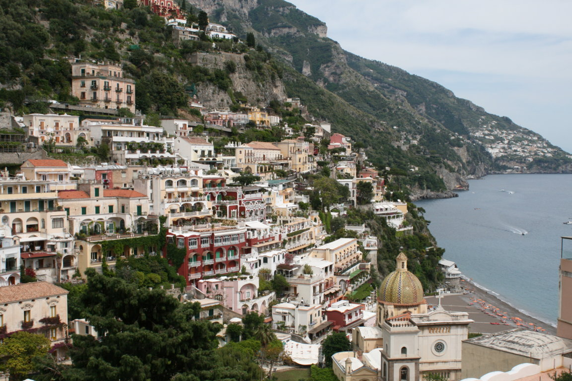 Amalfi Coast: The Divine Coastline