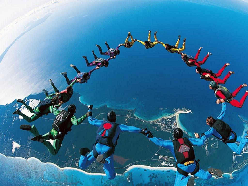 Amalfi Coast Skydiving | TravelAmalfi.com