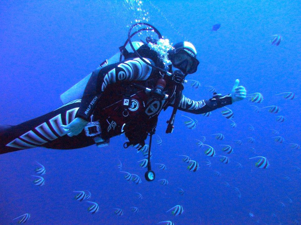 India Scuba diving